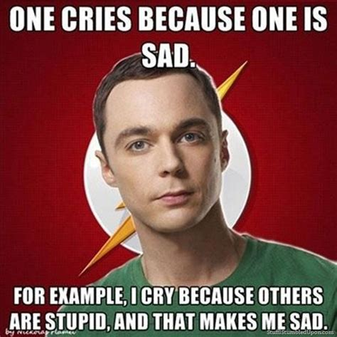Meme Theory - tbbt sheldon quotes quotesgram