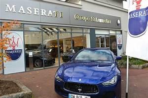 Maserati Rennes : maserati parfait son maillage l 39 argus pro ~ Gottalentnigeria.com Avis de Voitures