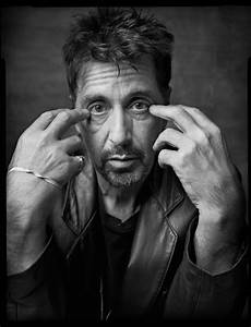 Al Pacino by Mark Seliger | b&w portrait photography | Men ...