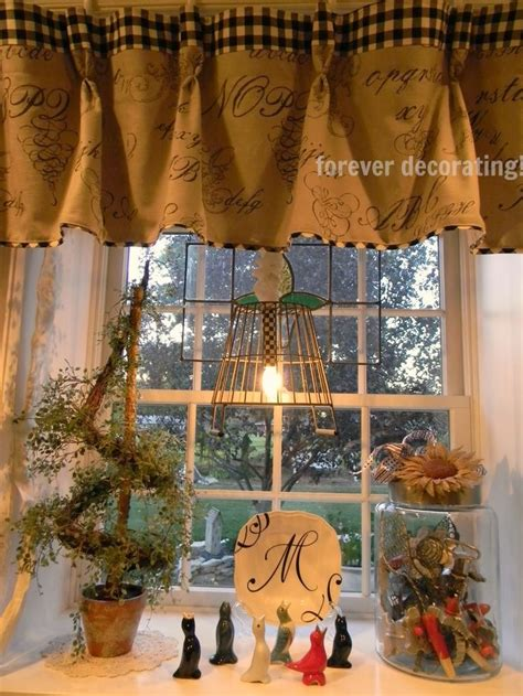 country kitchen valances 326 best images about country cottage window treatments on 3631