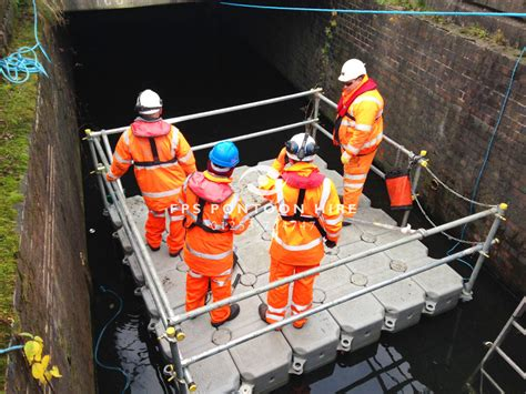 Pontoon Hire Uk by Floating Platform Uses Capabilities Events Commercial