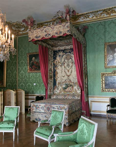 chambre dauphin file château de versailles appartements du dauphin et de