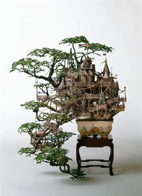 wunderschoene bonsai baum kompositionen archzinenet