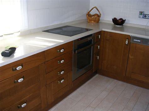 muebles de cocina trama interiores
