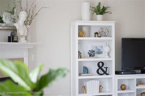 How To Style Bookshelves La La Lisette