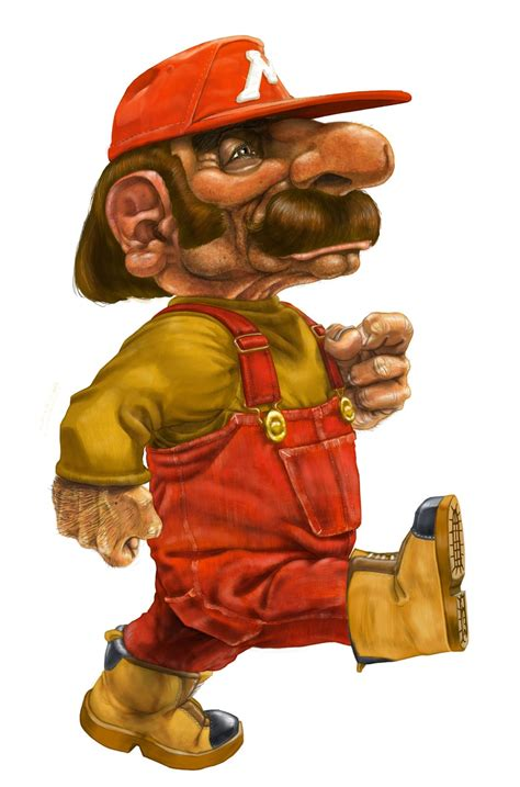 Alessandro Piedimontes Blog Its A Me Realistic Mario