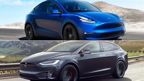 analyzing  differences    tesla model