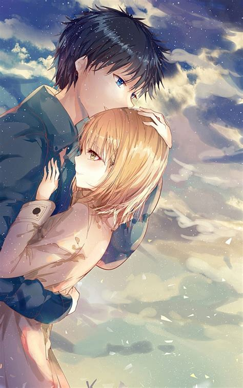 gambar anime couple terpisah downloadjpg