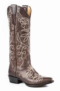 Stetson Women 39 S Adeline Cowboy Boots