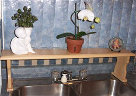 Over Kitchen Sink Shelf Images, Where to Buy? » Kitchen Of