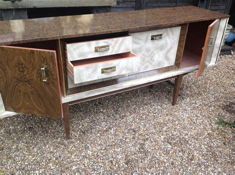 Second Sideboard by Retro Sideboard A1 House Clearance Brighton House