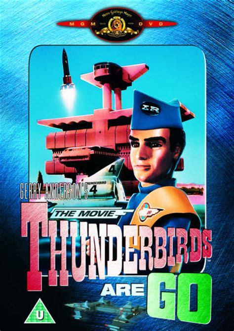 thunderbirds     dvd dvd zavvi