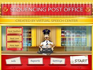 In My APPinion: Sequencing Post Office | Simply Speech