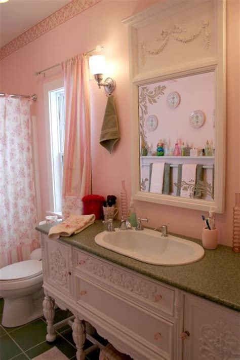 my pink vanity pink girly bath from rate my space user my yellow
