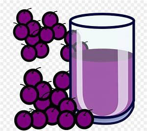 Orange Juice Kool Aid Grape Clip Art Hot Pot Png