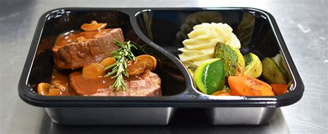 cpet trays innovative versatile product for airline and aged care catering