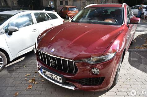 Maserati Levante S 30 August 2016 Autogespot