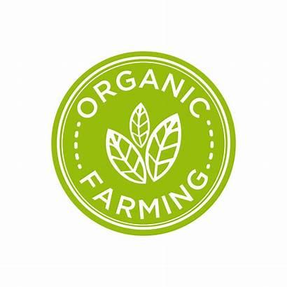 Organic Farming Icon Vector Clipart