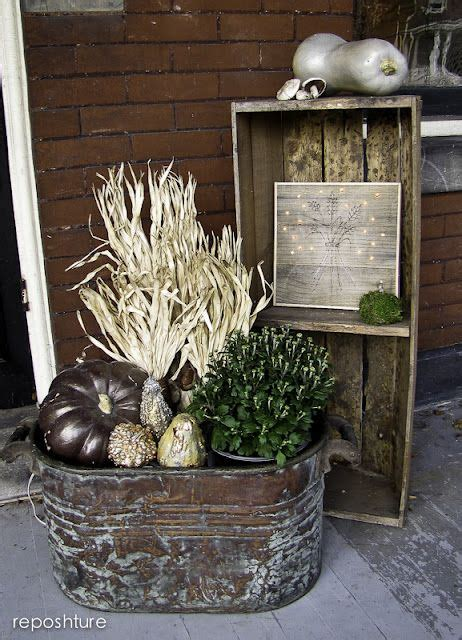shabby chic fall decor 1000 ideas about vintage fall decor on vintage fall fall mantels and fall vignettes