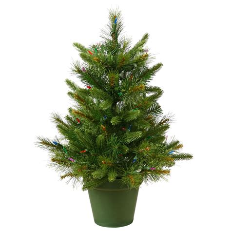 2 foot cashmere christmas tree unlit a118224