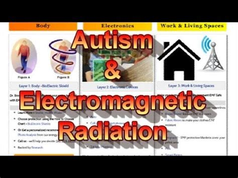 Autism And Electromagnetic Radiation How To Protect