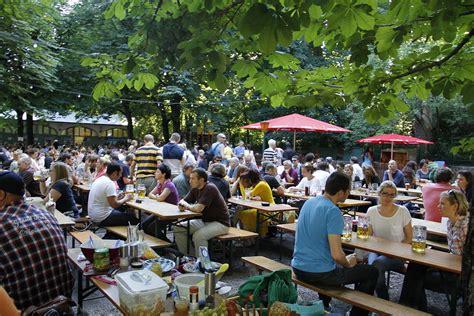 Beer Garden Wikipedia