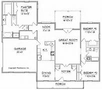 Modern House Plans Bungalow – Modern House