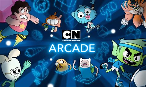 "Cartoon Network Launches ""arcade"" Gaming App"