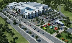 bourgo mall le plus grand centre commercial du sud With plan de bassin de jardin 5 centre commercial