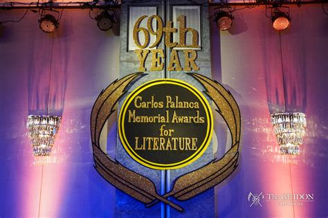 Culture and excellence: The 69th Don Carlos Palanca ...
