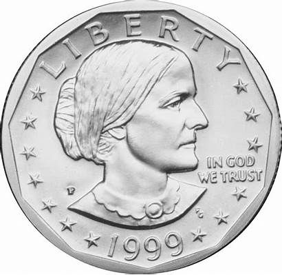 Susan Anthony Suffrage Movement Coin Icon Special