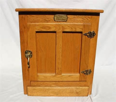 white clad wooden end table lt oak antique reproduction box end table white clad