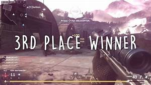 3rd Place Winner! [TC] Montage Challenge - YouTube