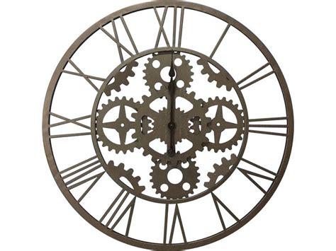 conforama horloge cuisine horloge rouage coloris gris vente de horloge conforama