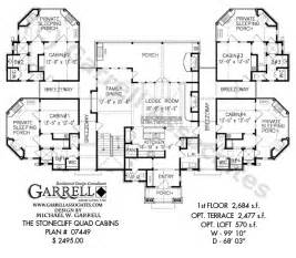 mountain cabin floor plans stonecliff cabins house plan active house plans