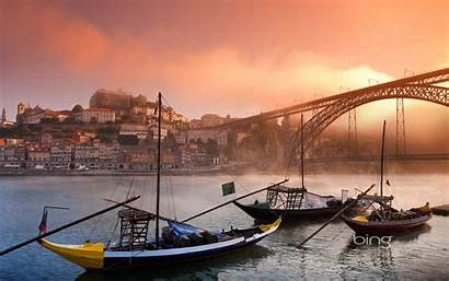 Porto Portugal Wallpapers Background Wall