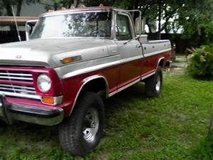 1968 Ford F250 For Sale On Classiccars Com
