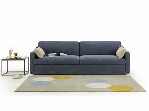julian narrow space saving sofa bed homeplaneur With sectional sofas narrow spaces