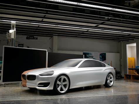 Bmw Concept Cs Official Press Release Exotic Car Photo