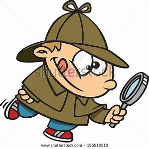 Free Kid Detective Clipart (33+)