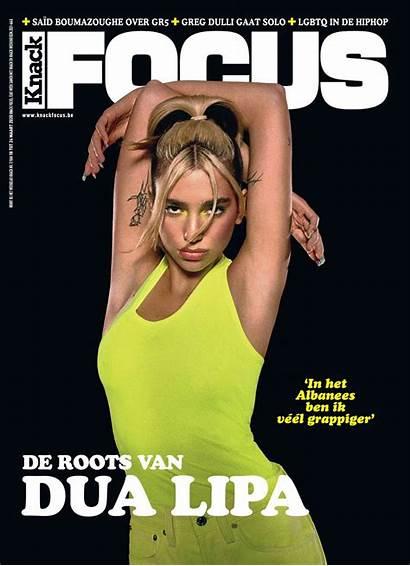 Lipa Dua Magazine Focus March Knack Issue