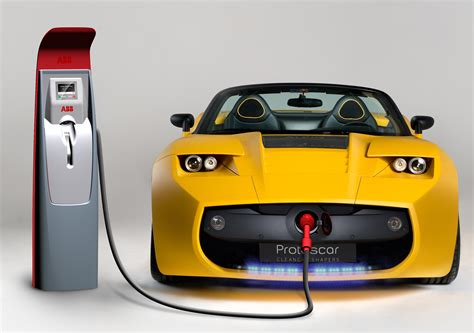 Electrical Car by Abb And Gm To Collaborate On Electric Car Battery Research
