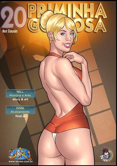 Seiren Hot Cousin 20 English Porn Cartoon Comics