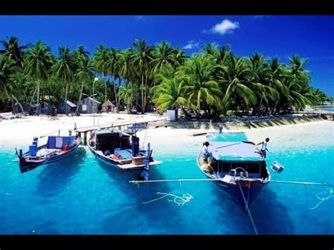 The beauty of Tuvalu Island - YouTube
