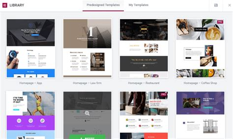 elementor templates elementor review a powerful page builder that you can use for free