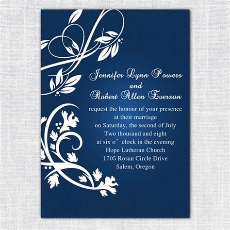 inspirational editable invitation templates