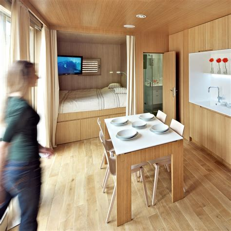 pictures of small homes interior freedomky model s prefab homes small spaces
