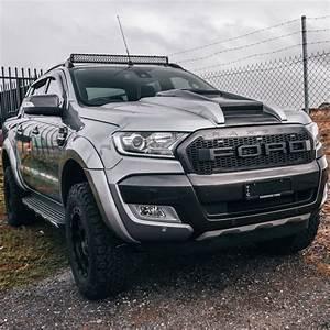 Ford Ranger Wildtrack : ford ranger wildtrak fx4 roof light bar mounting bracket ~ Dode.kayakingforconservation.com Idées de Décoration