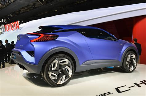 Toyota Chr Hybrid Photo by Toyota C Hr Concept 2014 Photo Gallery Autoblog