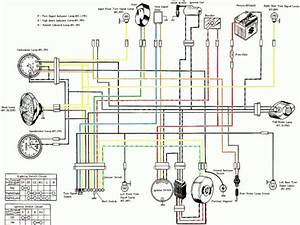 Triumph Motorcycle Wiring Diagram